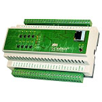 AM3-IP-MB AddMe III i.CanDoIt Web Server, 32-point I/O, Modbus, SNMP