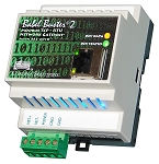 Babel Buster BB2-6010 Modbus to SNMP, Modbus RTU to TCP Gateway