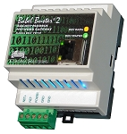 Babel Buster BB2-7010 BACnet IP to Modbus, SNMP Gateway