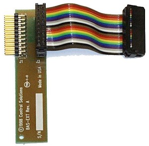 "BAS-EXT/2 Track Extender for BAS-700 Series Modules, 2"" Ribbon Cable"